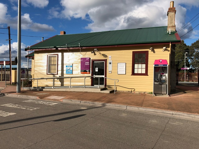 Picture of Wallan Station building