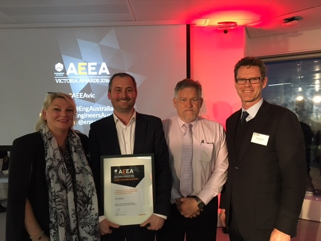 VicTrack earns commendation for its work on regional passenger information displays